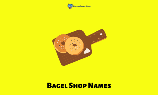 Bagel Shop Names