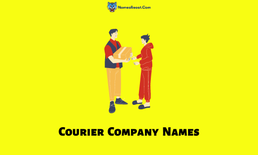 Courier Company Names