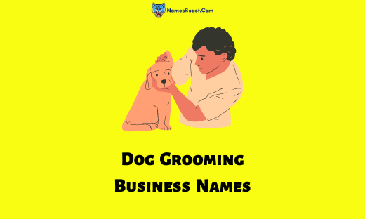 Dog Grooming Business Names
