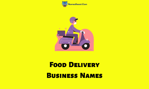 Food Delivery Business Names