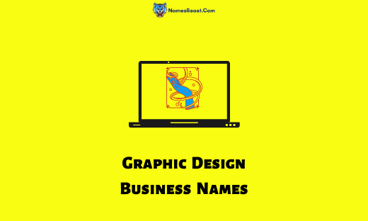 Graphic Design Business Names