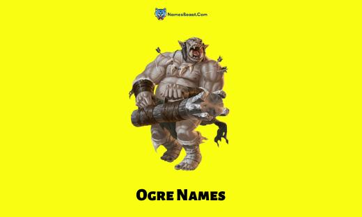 Ogre Names