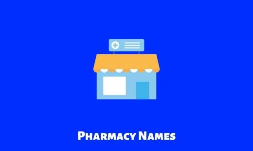 Pharmacy Names
