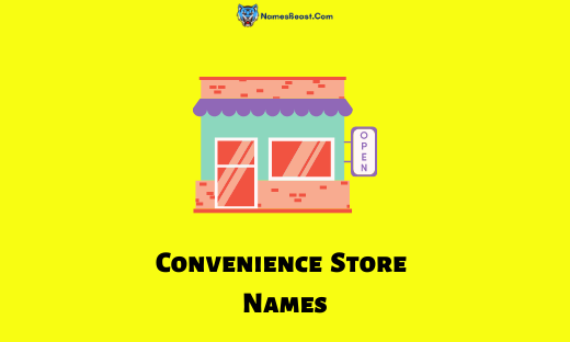 Convenience Store Names