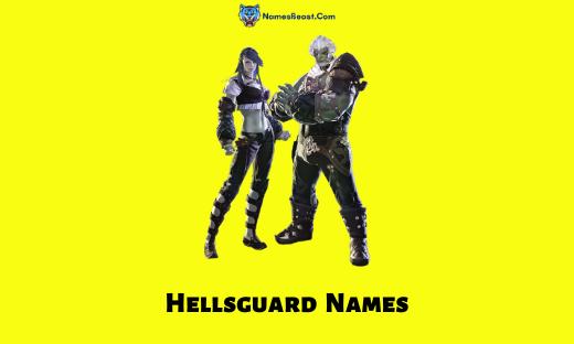Hellsguard Names