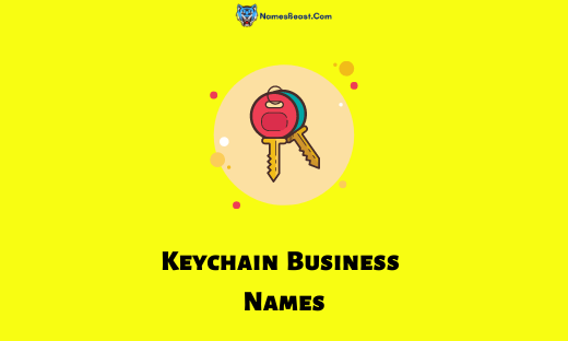 Keychain Business Names