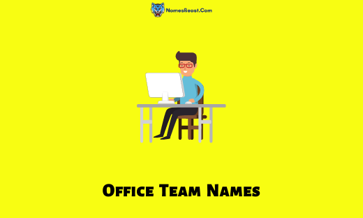Office Team Names