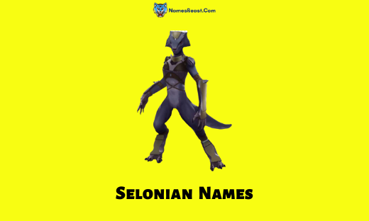 Selonian Names