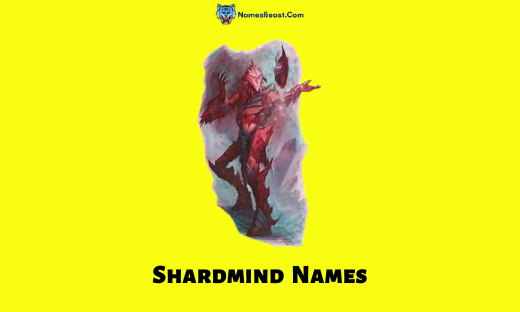 Shardmind Names